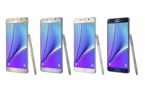 Galaxy Note5 購入記