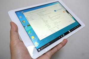 Win10/Android5.0デュアルOS中華タブレット『Teclast X98 Air 3G』気になる所をチェック!(前編)
