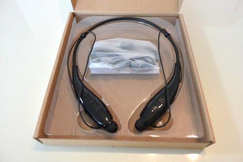 SoundPEATS Bluetoothイヤホン Q800』