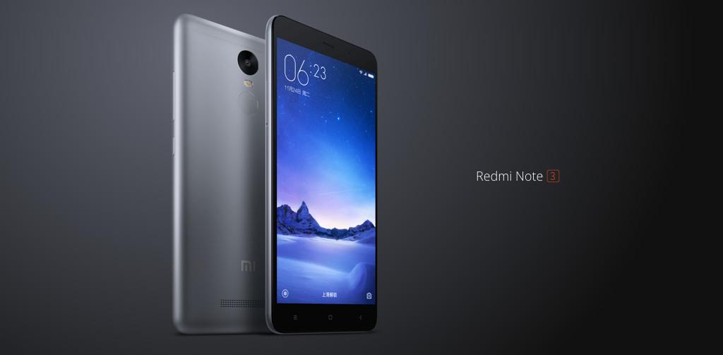 【セールより安くなるクーポン有】『XIAOMI REDMI Note 3』がセール中! スペックの割に相変わらず爆安