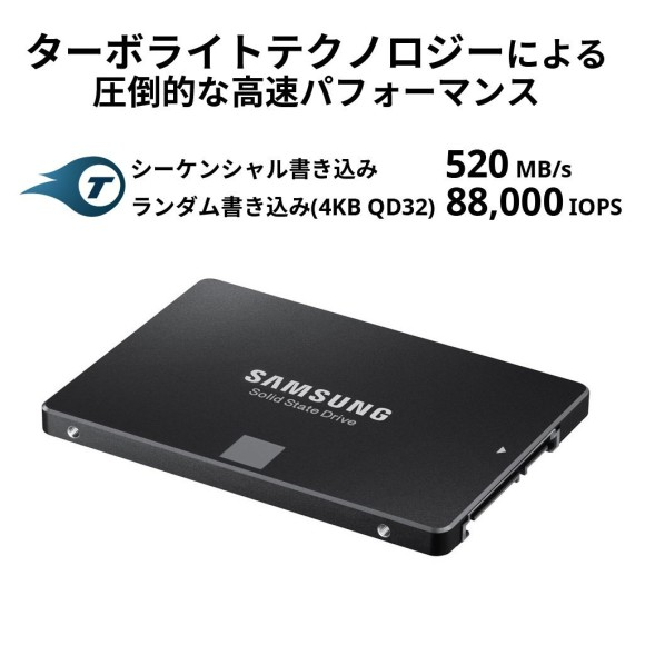 Samsung SSD 250GB 850 EVO