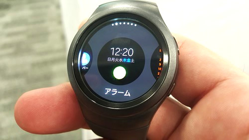 サムソン『Galaxy Media Day』 Galaxy Gear S2