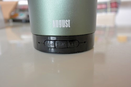 August Bluetoothワイヤレススピーカー MS425