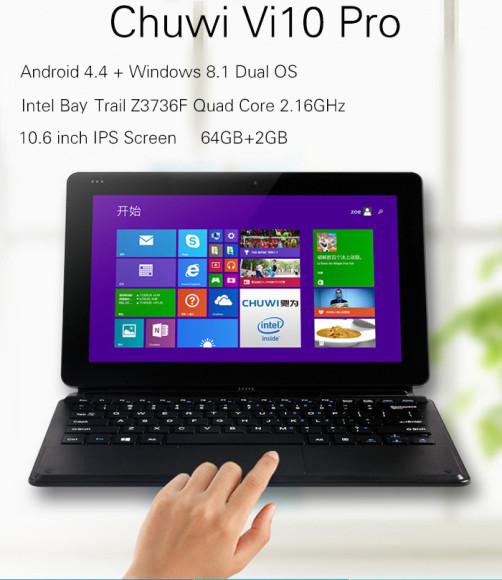 Chuwi Vi10 Pro