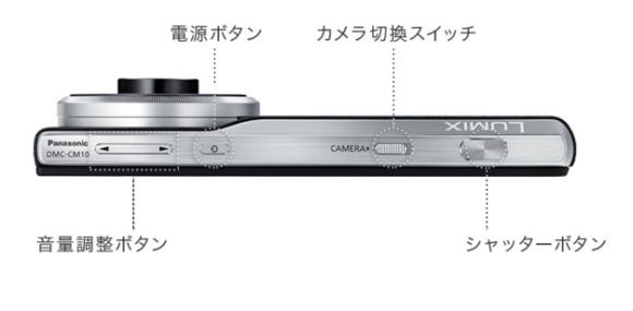 Panasonic Android LTE 「DMC-CM1」