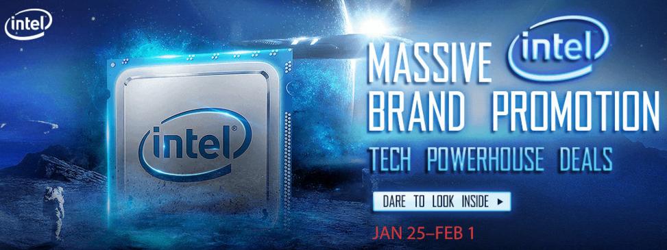 【セール期間間近!】GearBestが「Intelプロモーション」として、「Intel入ってる製品」のセールを実施中