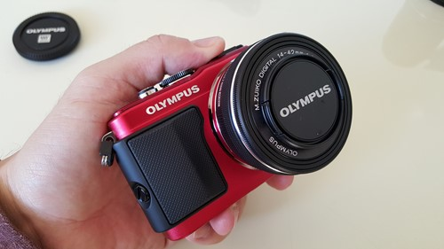『OLYMPUS PEN Lite E-PL6 EZ ダブルズームキット』買ってみた!ファーストレビュー