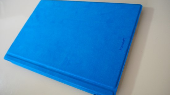Surface Pro4 タイプカバーキーボード