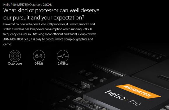 Elephone P9000 /P9000 Lite