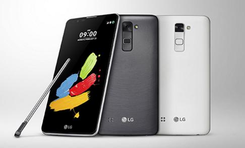LG電子が5.7インチ「LG Stylus 2」を発表~廉価なGalaxy Noteが欲しい人にうってつけ