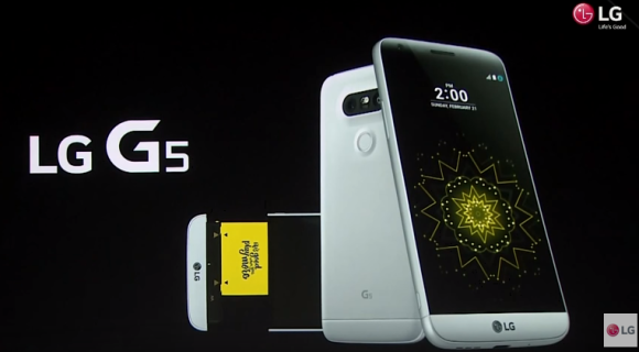 LG G5 Day