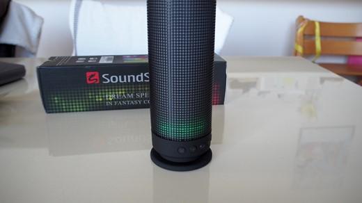 SoundSOUL『LED bluetooth スピーカー』