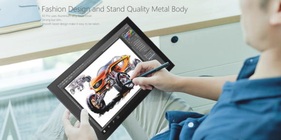Teclast X3 Pro 2 in 1 Ultrabook Tablet PC