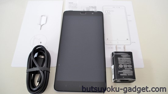 Xiaomi REDMI Note3 実機レビュー