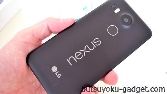 『Google Nexus 5X』の海外SIMフリー版を購入してみた! 開梱~外観までレビュー