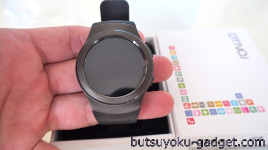 NO.1 G3 Sports Smartwatch レビュー