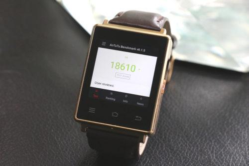 No.1 D6 smartwatch スマートウォッチ Android5.1