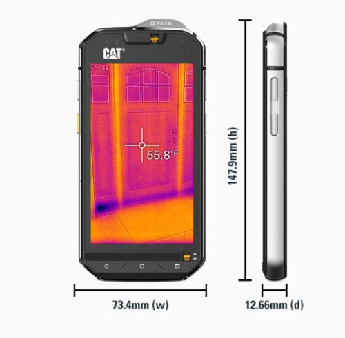 CAT s60-smartphone