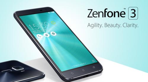 ASUS5.5インチフルHD『Zenfone 3』を発表! スペックと写真まとめ!価格は驚異の249ドル(約27,000円)から!