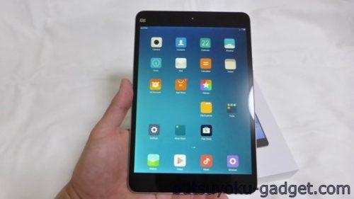 Xiaomi MiPad 2 レビュー