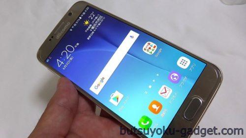 今が買い時!?サムソンの無印『Galaxy S6 SC-05G』いまさら実機レビュー! 【中編】