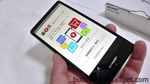 SH-RM02 楽天モバイル レビュー