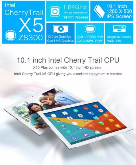 Teclast X10 Plus