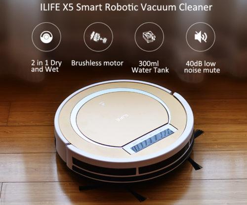 ILIFE X5 ロボット掃除機 Chuwi