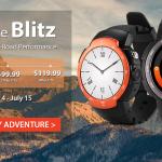 Zeblaze Blitz 3G スマートウオッチ