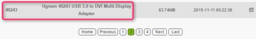 『Ugreen USB 3.0 to DVI HDMI VGAラフィックス変換アダプタ』レビュー ダウンロード