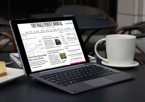 CHUWI HiBook Pro 2 in 1 Ultrabook Tablet PC