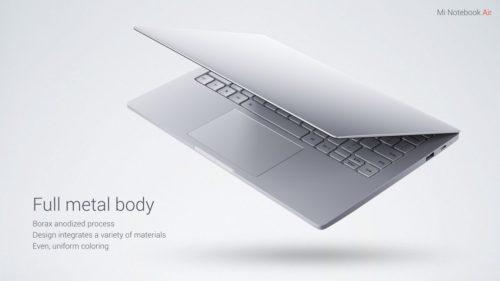 Mi Notebook Air 12