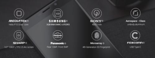 Umi Max 4G Phablet