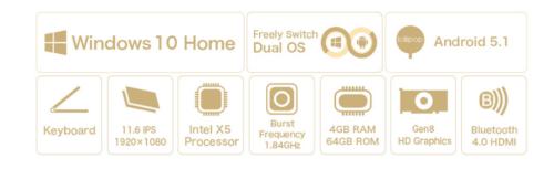 Teclast Tbook 16 Pro