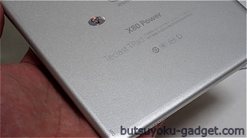 TECLAST X80 Power Everbuying 実機レビュー