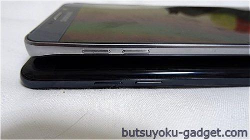 Samsung 『Galaxy Note7 N930FD』 レビュー Galaxy Note5と比較