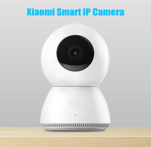Xiaomi MiJia 360° Home Camera レビュー