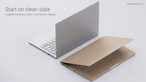 Mi Notebook Air 13 Xiaomi