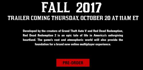 RDR2 : Red Dead Redemption 2