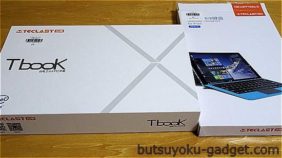 【実機レビュー#1】Surfaceのような中華タブレット『TECLAST Tbook 16S』 開梱~外観チェック編