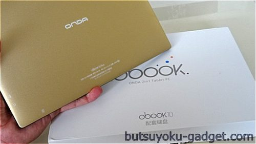 Onda Obook20 Plus レビュー