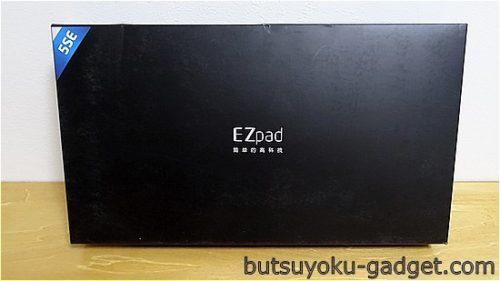 『Jumper EZpad 5SE』レビュー