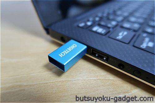CHOETECH USB C to USB 3.0 アダプタ