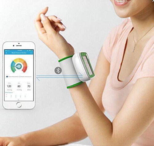 【15% OFFクーポン有】スマホと連動しちゃう血圧計『Koogeek スマート血圧計(手首式)デジタル血圧計 』を使ってみた