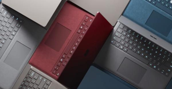 日本発売決定! 14.5時間駆動の13.5インチ『Surface Laptop』を日本マイクロソフトが発売