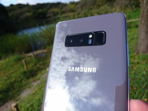 『Galaxy Note8』を1ヶ月使ってみた! デュアルカメラの性能は?ベンチマークは?などいろいろ使ったみた