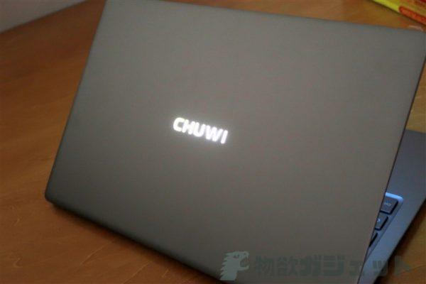CHUWIの高品質プレミアム路線『CHUWI LapBook Air』実機レビュー! 外観チェックやベンチマークも試してみた