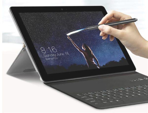 Surface風の10.1インチAndroid2in1タブレット『VOYO i8 Plus』発売! スタイラスペン/キーボード付でお絵かきも可能