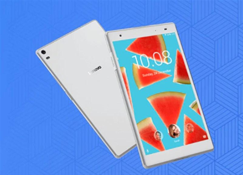 側面指紋認証の8インチAndroidタブレット『Lenovo TAB4 8 Plus』が発売! Snapdragon625でミドルスペック