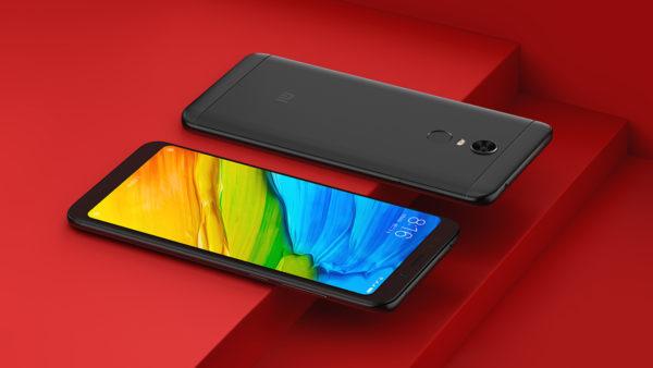【クーポンで159.99ドル】Xiaomi ミドルレンジ縦長ディスプレイ『Xiaomi Redmi 5Plus』発売~5.99インチフルHD+で190ドルと安い~